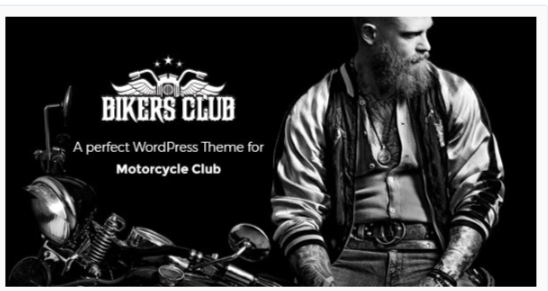 Download Bikersclub – Motorcycle Responsive WordPress Theme Nulled