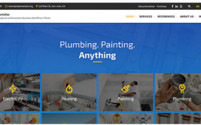 You are downloadingBlueCollar - Handyman & Renovation Business WordPress Theme Nulled whose current version has been getting more updates nowadays