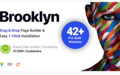 You are downloading Brooklyn | Creative Multipurpose Responsive WordPress Theme Nulled whose current version has been getting more updates nowadays,