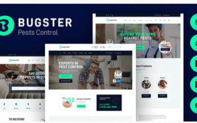 You are downloading Bugster | Bugs & Pest Control WordPress Theme for Home Services Nulled whose current version has been getting more updates nowadays,