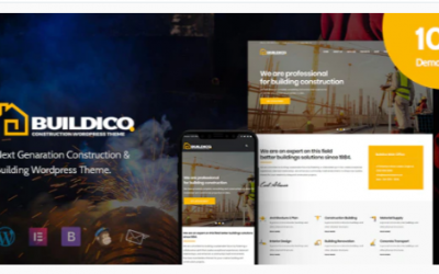 You are downloading Buildico - Construction WordPress Theme Nulled whose current version has been getting more updates nowadays, so, please keep visiting