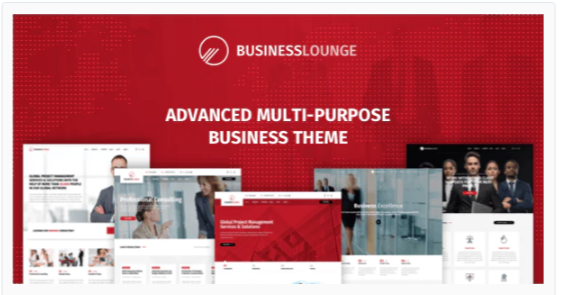 Download Business Lounge | Multi-Purpose Consulting & Finance Theme Nulled