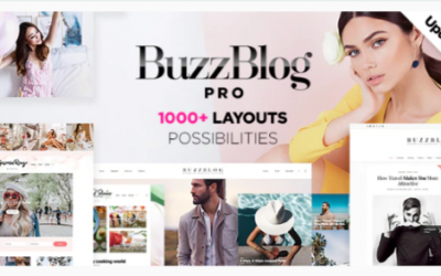 You are downloading Buzz - Lifestyle Blog & Magazine WordPress Theme Nulled whose current version has been getting more updates nowadays, so, please