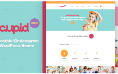 You are downloading CUPID - Adorable Kindergarten WordPress Theme Nulled whose current version has been getting more updates nowadays, so, please