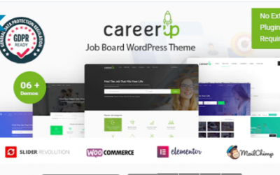 You are downloading CareerUp - Job Board WordPress Theme Nulled whose current version has been getting more updates nowadays, so, please keep