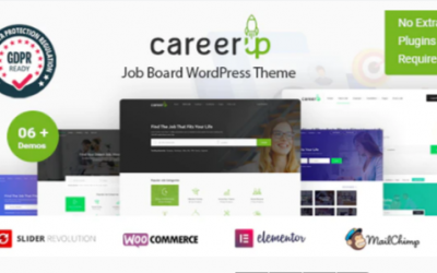 You are downloading CareerUp - Job Board WordPress Theme Nulled whose current version has been getting more updates nowadays, so, please