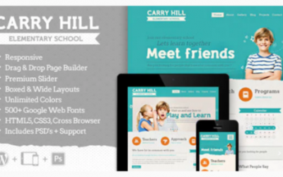 You are downloading Carry Hill School - Education Wordpress Theme Nulled whose current version has been getting more updates nowadays, so, please