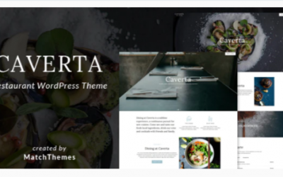 You are downloading Caverta - Fine Dining Restaurant WordPress Theme Nulled whose current version has been getting more updates nowadays, so, please