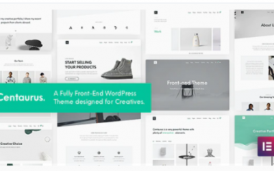 You are downloading Centaurus - Creative Multi-Purpose WordPress Theme Nulled whose current version has been getting more updates nowadays, so, please