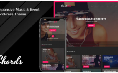You are downloading Chords - Music / Artist / Radio WordPress theme Nulled whose current version has been getting more updates nowadays, so, please
