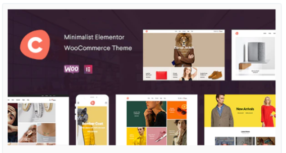 Download Ciao – Minimalist Elementor WooCommerce Theme Nulled