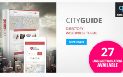 You are downloading City Guide - Listing Directory WordPress Theme Nulled whose current version has been getting more updates nowadays, so, please