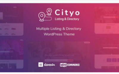 You are downloading Cityo - Multiple Listing Directory WordPress Theme Nulled whose current version has been getting more updates nowadays, so, please