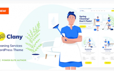 You are downloading Clany - Cleaning Services WordPress Nulled whose current version has been getting more updates nowadays, so, please keep visiting