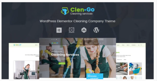 Download Clengo – Cleaning Company Nulled