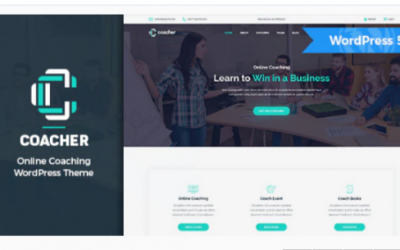 You are downloading Coacher - Trainers & Life Coaching WordPress Theme + RTL Nulled whose current version has been getting more updates nowadays, so, please