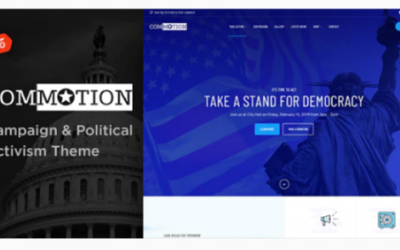 You are downloading Commotion - Campaign & Political Activism Theme Nulled whose current version has been getting more updates nowadays, so, please