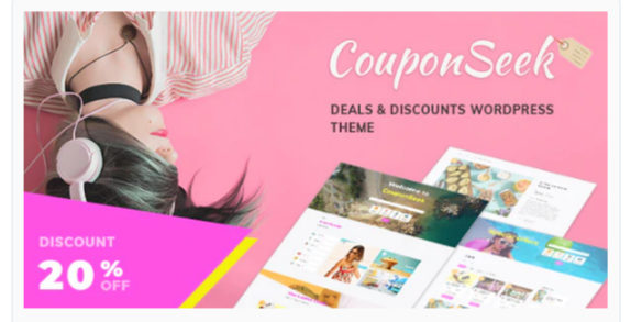 Download CouponSeek – Deals & Discounts WordPress Theme Nulled