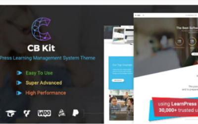 You are downloading Course & LMS WordPress Theme | CBKit Nulled whose current version has been getting more updates nowadays, so, please