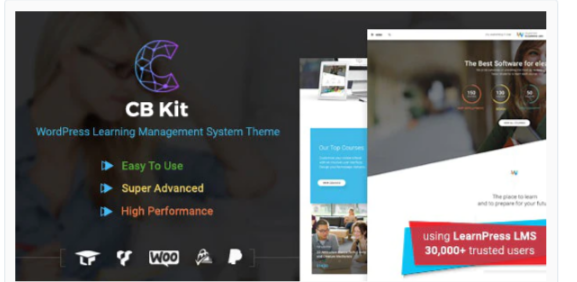 Download Course & LMS WordPress Theme | CBKit Nulled