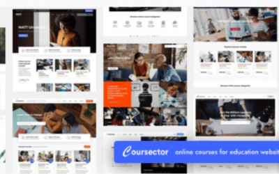 You are downloading Coursector | LMS Education WordPress Nulled whose current version has been getting more updates nowadays, so, please keep visiting