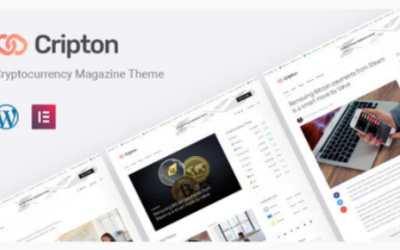 You are downloading Cripton | Cryptocurrency Elementor Magazine WordPress Theme Nulled whose current version has been getting more updates nowadays