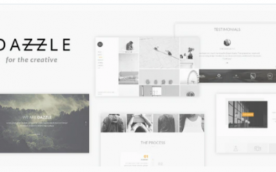 You are downloading Dazzle - Portfolio Theme for Creative Professionals Nulled whose current version has been getting more updates nowadays, so, please