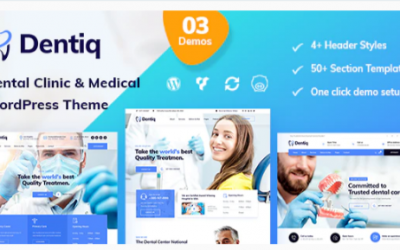You are downloading Dentiq - Dental & Medical WordPress Theme Nulled whose current version has been getting more updates nowadays, so, please