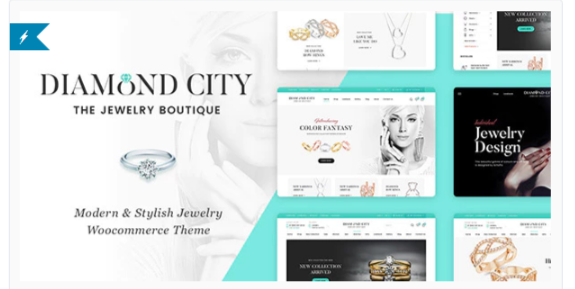 Download DiCi – Jewelry Shop WordPress Theme Nulled