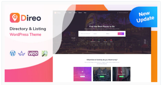 You are downloading Direo - Directory & Listing WordPress Theme Theme whose current version has been getting more updates nowadays, so, please