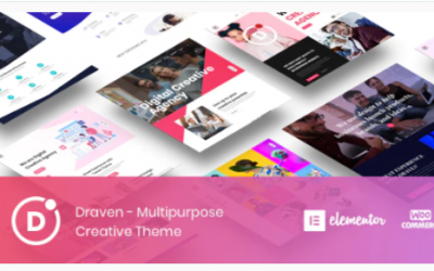 You are downloading Draven – Multipurpose Creative Theme Nulled whose current version has been getting more updates nowadays, so, please keep visiting