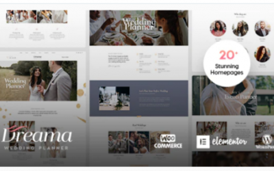 You are downloading Dreama - Engagement & Wedding Planner WordPress Theme Nulled whose current version has been getting more updates nowadays,