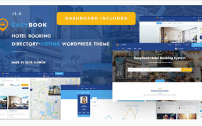 You are downloading EasyBook – Directory & Listing WordPress Theme Nulled whose current version has been getting more updates nowadays, so, please