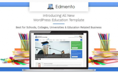 You are downloading Edmento - Education WordPress Theme Nulled whose current version has been getting more updates nowadays, so, please keep visiting
