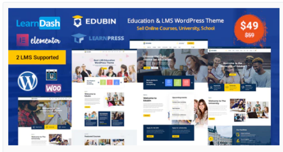 You are downloading Edubin - Education LMS WordPress Theme Nulled whose current version has been getting more updates nowadays, so, please keep visiting