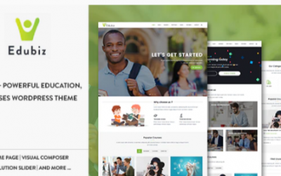 You are downloading Edubiz - Powerful Education, Courses WordPress Theme Nulled whose current version has been getting more updates nowadays, so, please
