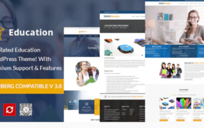 You are downloading Education WordPress Theme - EduBox Nulled whose current version has been getting more updates nowadays, so, please keep visiting