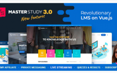 You are downloading Education WordPress Theme - Masterstudy Theme nulled whose current version has been getting more updates nowadays, so, please
