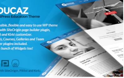 You are downloading Educaz - WP academic - education theme Nulled whose current version has been getting more updates nowadays, so, please keep visiting for getting