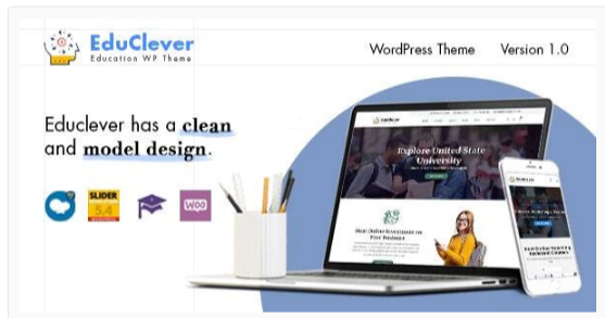 Download Educlever – Education WordPress Themes Nulled