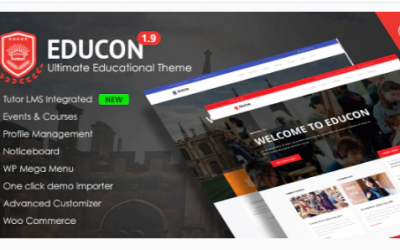You are downloading Educon - WordPress Education Theme with LMS compatibility Nulled whose current version has been getting more updates nowadays, so, please