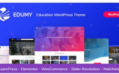 You are downloading Edumy - LMS Online Education Course WordPress Theme Nulled whose current version has been getting more updates nowadays, so,