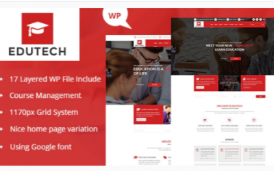 You are downloading Edutech - Education, Course, Event & University WordPress Theme Nulled whose current version has been getting more updates nowadays, so,