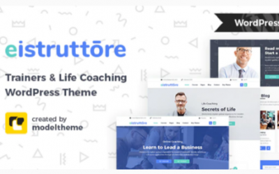 You are downloading Eistruttore - Speaker and Life Coach WordPress Theme Nulled whose current version has been getting more updates nowadays, so, please