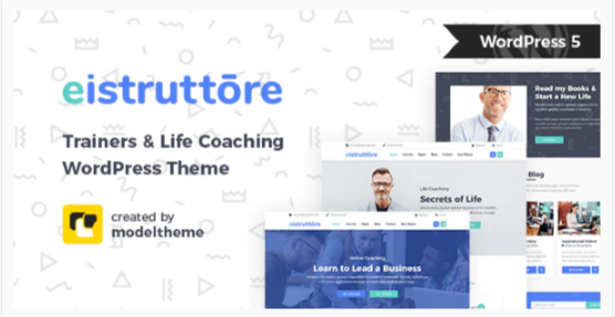 Download Eistruttore – Speaker and Life Coach WordPress Theme Nulled