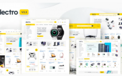ou are downloading Electro Electronics Store WooCommerce Theme Nulled whose current version has been getting more updates nowadays, so, please