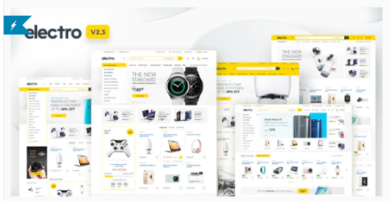 Download Electro Electronics Store WooCommerce Theme Nulled