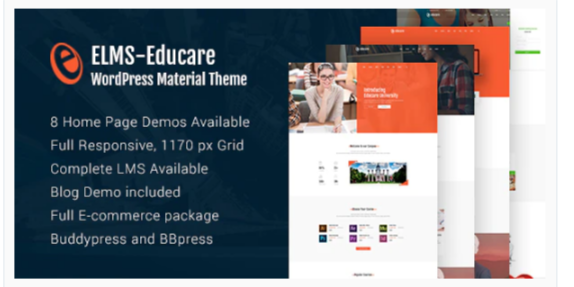 Download Elms – Educational Material WordPress Theme Nulled