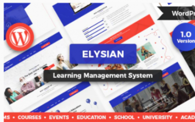 You are downloading Elysian - WordPress School Theme + LMS Nulled whose current version has been getting more updates nowadays, so, please keep visiting