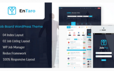 You are downloading Entaro - Job Portal WordPress Theme Nulled whose current version has been getting more updates nowadays, so, please